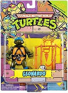 Amazon.com: Playmates Teenage Mutant Ninja Turtles 1987 25th ...