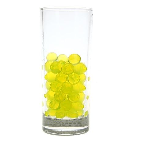 JellyBeadZ Brand Yellow Magic Water Pipe Water Beads-10 gram pack makes 2 Quarts.  sc 1 st  Amazon.com & Amazon.com : JellyBeadZ Brand Yellow Magic Water Pipe Water Beads-10 ...