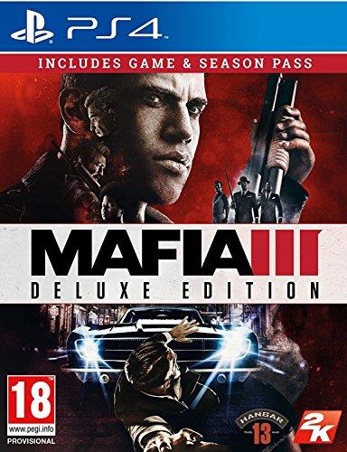 Price comparison product image Mafia III Deluxe Edition (PS4) UK IMPORT REGION FREE
