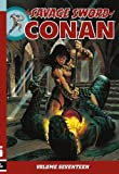 img - for Savage Sword of Conan Volume 17 book / textbook / text book