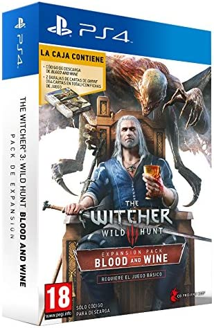 The Witcher 3: Wild Hunt - Blood And Wine: Amazon.es: Videojuegos