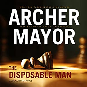 Download audiobook The Disposable Man: The Joe Gunther Mysteries, Book 9