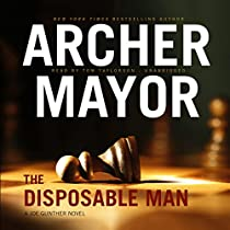 THE DISPOSABLE MAN: THE JOE GUNTHER MYSTERIES, BOOK 9