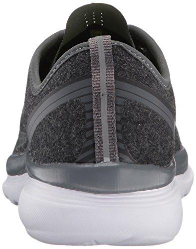 Sneaker Delle Donne Saucony Girevole Noi Medie 7 Grigio pHp7Fn