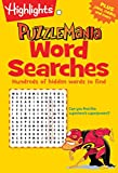 word search puzzles for kids - Word Searches: Hundreds of hidden words to find (Highlights™ Puzzlemania® Puzzle Pads)
