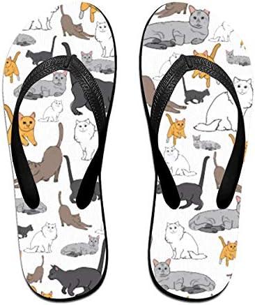 ビーチシューズ 猫の姿 ビーチサンダル 島ぞうり 夏 サンダル ベランダ 痛くない 滑り止め カジュアル シンプル おしゃれ 柔らかい 軽量 人気 室内履き アウトドア 海 プール リゾート ユニセックス