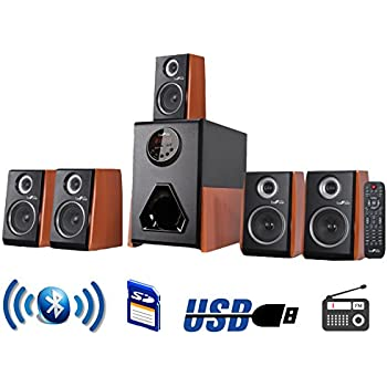 Amazoncom beFree Sound Luxury Home and Office 51 Channel