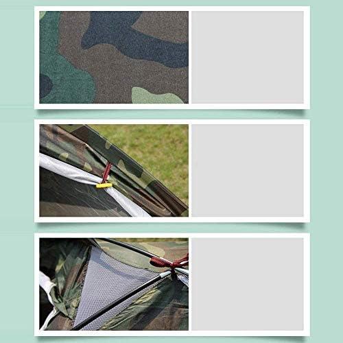 Nologo - Tente de camping pour 1 personne - Imperméable - Camouflage