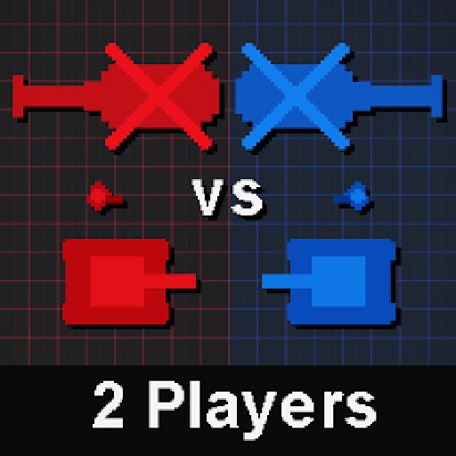 - 2P Touch War