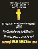 Image of The Holy Bible King James. (KJV - Original Version 1611)