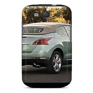 New Premium ZaLidza738bBRNa Case Cover For Galaxy S3/ Nissan Murano Convertible Protective Case Cover