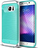 Caseology Wavelength for Samsung Galaxy S7 Edge Case (2016) - Mint Green