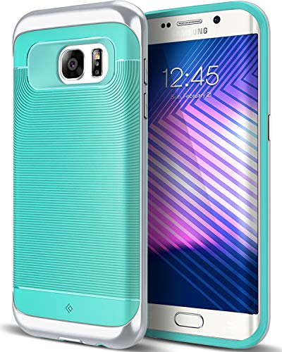 Caseology [Wavelength Series] Galaxy S7 Edge Case - [Stylish & Protective] - Mint Green