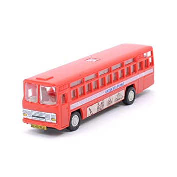 Buy Centy Toys Pull Back City Bus (Assorted Color) Online at Low Prices in India - Amazon.in