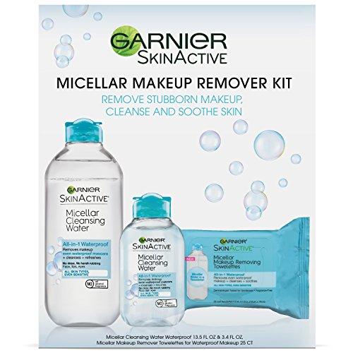 Garnier SkinActive Micellar Makeup Remover Kit