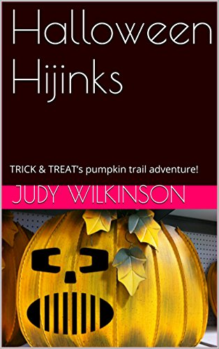 (Halloween Hijinks: TRICK & TREAT's pumpkin trail)