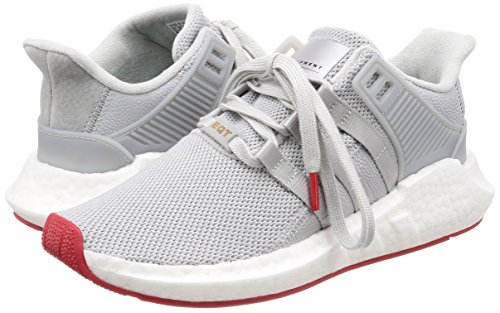 Matte Zapatillas adidas 17 Gris EQT Hombre para White Silver Footwear 93 Support 0 gqgC8w4