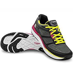 Topo Athletic Women's FLI-Lyte 2 Running Shoe Black/Yellow 6
