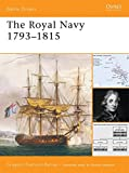 img - for The Royal Navy 1793 1815 (Battle Orders) book / textbook / text book
