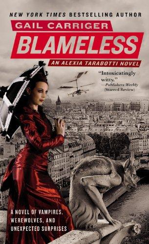 """""""Blameless"""" av Gail Carriger"""