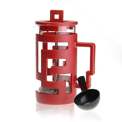 Filtro Prensa Francés Para Preparar Café Prensa vidrio Pot Pot ...