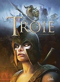 Troie, Tome 2 : Le Secret du Talos par Nicolas Jarry