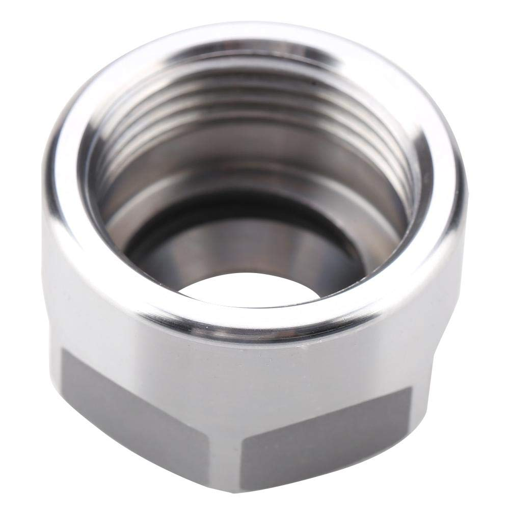 Clamping Collet Nut ,ER16 A Type Collet Clamping Nut for CNC Milling Chuck Holder Lathe #2