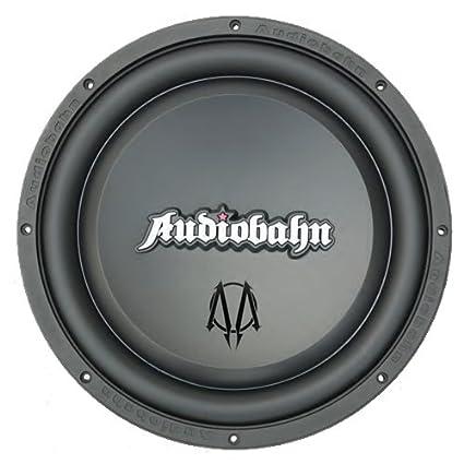 amazon com audiobahn amw80h 8 inch subwoofer 250w rms car electronics rh amazon com Wiring Diagram Symbols Simple Wiring Diagrams