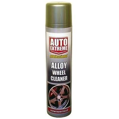 Auto Extreme professionnel 300ml en alliage de roue pour aspirateur restaurateur Spray retirer sortez la poussière la saleté