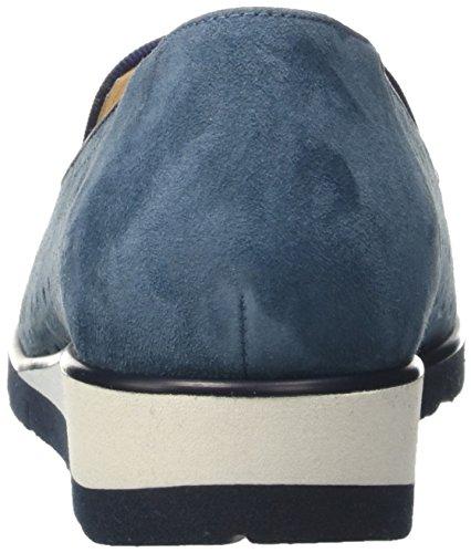 Melluso R30706 - Zapatilla baja Mujer Blu (Blueberry)