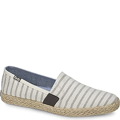 Keds Women's Chillax A-LINE Stripe/Jute Sneaker