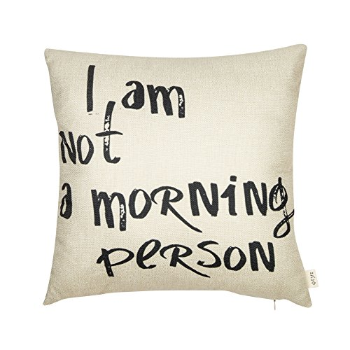 Fjfz Morning Person Decorative Cushion product image