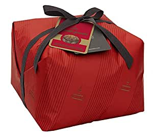 Fiasconaro Traditional Panettone 750 Gram Red Bow Wrapped