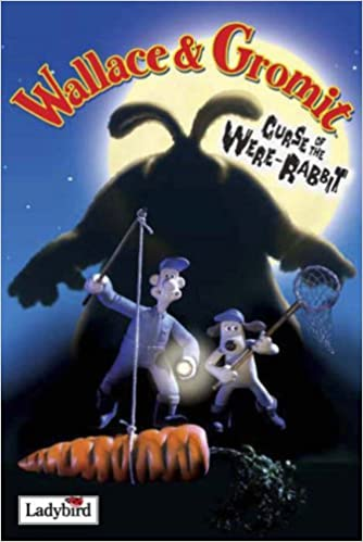 Wallace And Gromit Curse Of The Were Rabbit Amazon Co Uk Glen Bird 9781844227044 Books