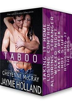 Taboo: The Box Set by [Holland, Jaymie, McCray, Cheyenne]
