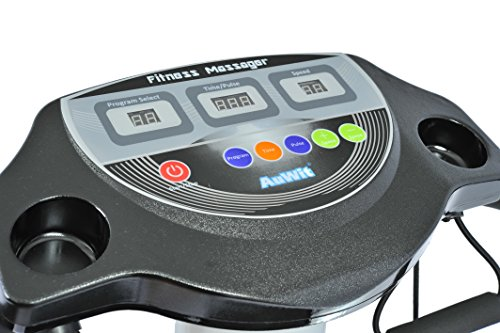 Crazy Fitness Massager with stretch strings 500W vibration platform - AUW-503 - , Hurry - limited time offer (exp. Nov 8, 2014) by AuWit (Image #2)