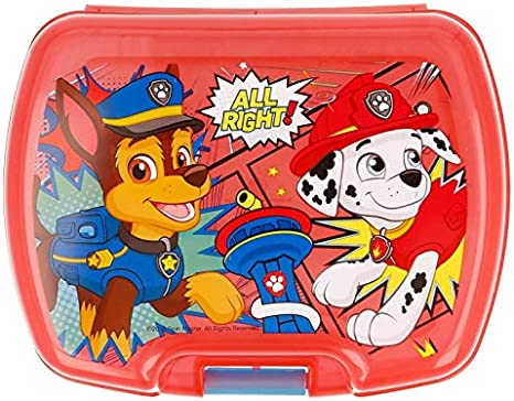Backpacks & Lunch Boxes Lunch Boxes Thermal Bags Paw Patrol Comic ...