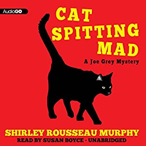 Cat Spitting Mad Audiobook