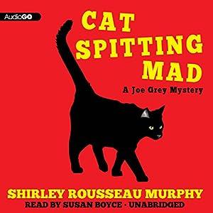 Cat Spitting Mad Audiobook