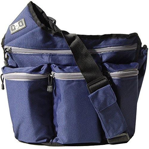 Diaper Dude Original Messenger I bolso cambiador verde/naranja Azul y Crema y Azul oscuro