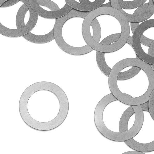 ImpressArt, Washer Stamping Blanks, Aluminum, 1 1/2