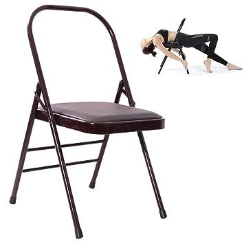 Silla para yoga, herramienta para el yoga ayudas ...