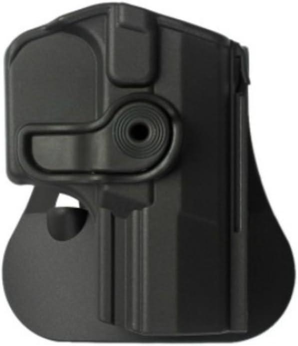 IMI Defense táctico pistola de polímero de Retention Roto funda de pistola Walther P99P99p99C como
