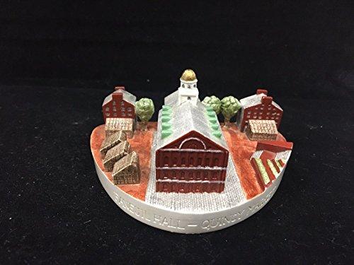 Sebastian Miniature SML-439 Faneuil Hall/Quincy Market - Stores Hall Faneuil