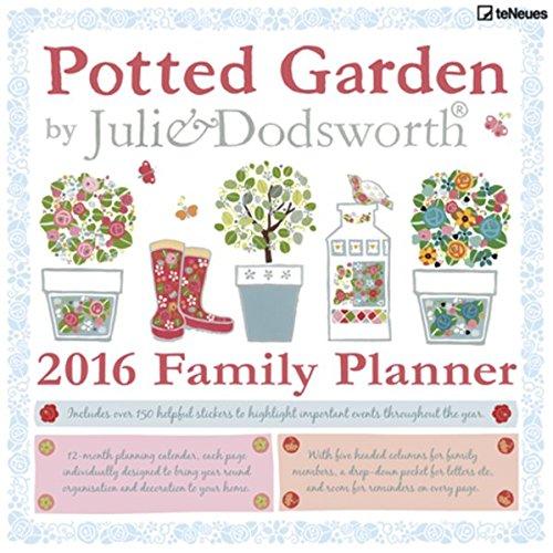 Potted Garden Familienplaner 2016 by (Calendar)