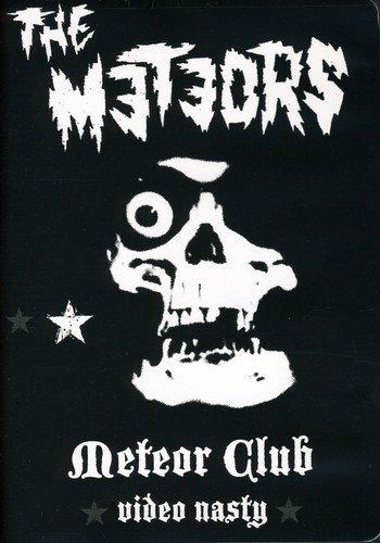 The Meteors - Meteor Club-Video Nasty (DVD)