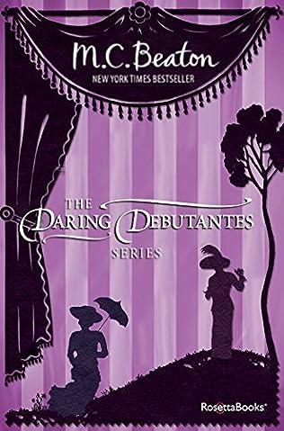 book cover of The Daring Debutantes Series