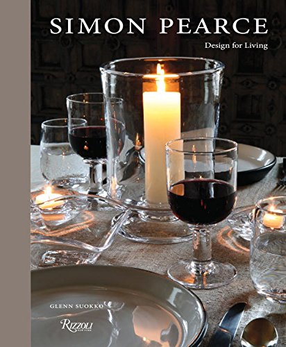 Simon Pearce: Design for Living (Glass Coffee Table Decorating Ideas)