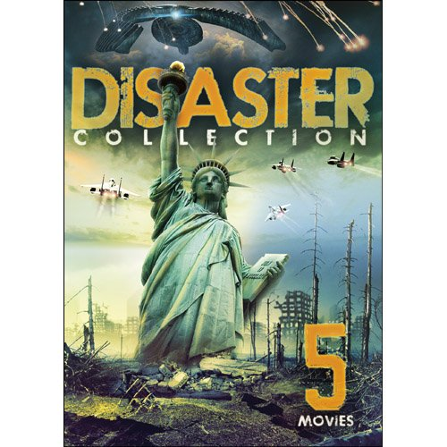 5-Movie Disaster Collection: Population 2 / Defcon 2012 / The Invaders: Genesis / The Apocalypse / Countdown: Armageddon