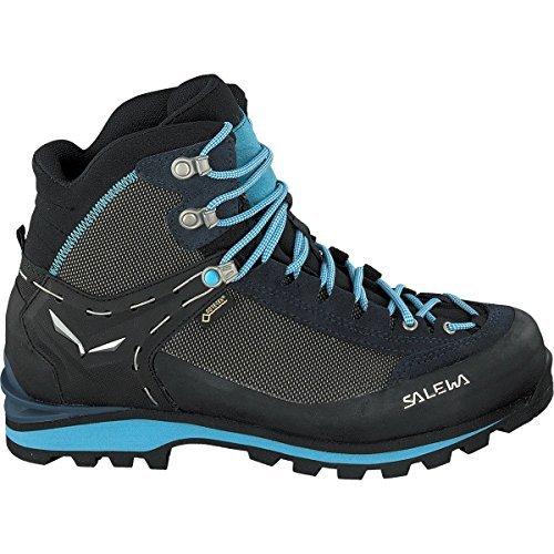 Salewa Damen Ws Corvo Gtx Trekking- & Wanderstiefel Blau (blu Marino Premio / Ethernal Blu 3985)